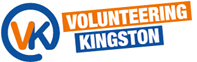 Volunteering Kingston Logo